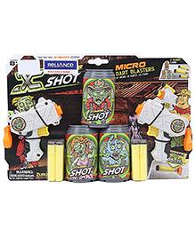 Xshots Zombie Micro Dart Blaster