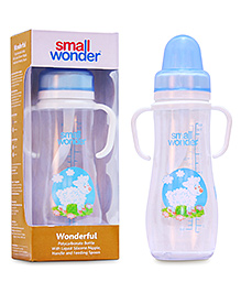 Small Wonder Polycarbonate Feeding Bottle - 250 ml