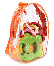 Fab N Funky Rattle Set