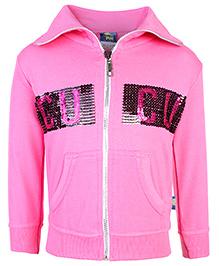 Cucu Fun Collar Jacket - Sequin Work