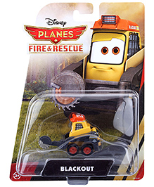 Disney Planes Fire And Rescue Blackout - Black