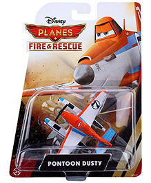 Disney Planes Fire And Rescue Pontoon Dusty - Multi Colour