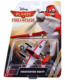 Disney Planes Fire And Rescue Firefighter Dusty - White
