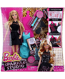 Barbie Sparkle Studio Set