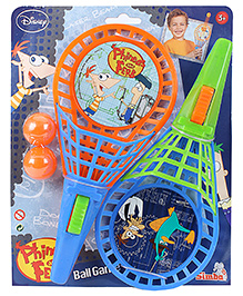 Simba Catch And Ball Game Set