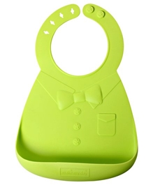 Baby Bib - Green