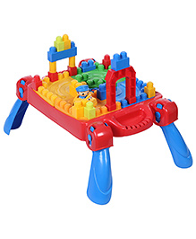 Mega Blocks Play N Go Table Blocks