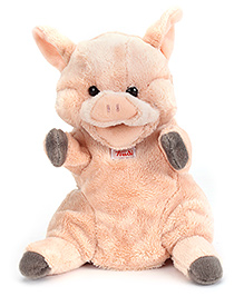 Trudi Puppet Pig Soft Toy - Height 22 cm