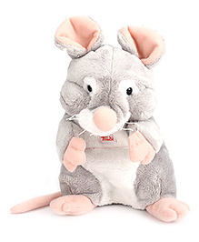Trudi Puppet Mouse Soft Toy - Height 22 cm