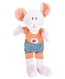 Trudi Mouse Soft Toy - Height 29 cm