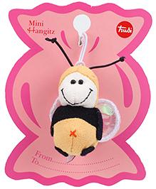 Trudi Plush Mini Hangitz Bee - Yellow And Black
