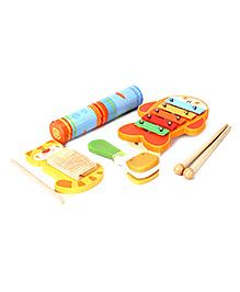 Sevi Set Rhythm And Sound - 4 Musical Instruments