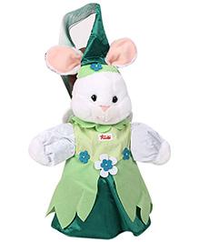 Trudi Hand Puppet Rabbit Or Fairy - 25 cm