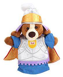 Trudi Hand Puppet Dog Or Knight - 24 cm