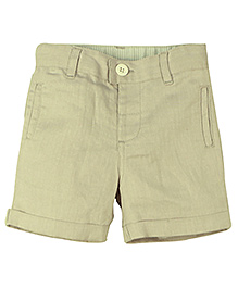 ShopperTree Toddler Shorts - Solid Colour