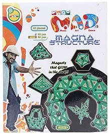 Pogo Magna Structure - 60 Pieces