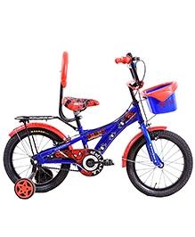 Hero Cycles Disney Spider Man 16T Bicycle - Dark Blue