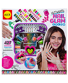 Alex Toys Ultimate Nail Glam Salon Kit