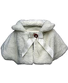 Gron Fleece Jacket - Off White