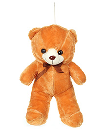Tickles Teddy Hanging Soft Toy - Brown