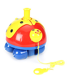 Luvely Push n Go Ladybug - Multi Color