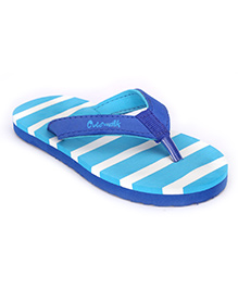 Cute Walk Slipper With Back Strap - Turquoise