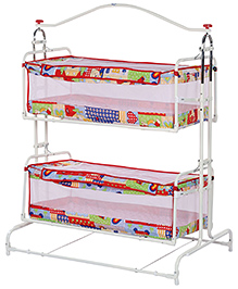 New Natraj Compact Twin Cradle Multi Print
