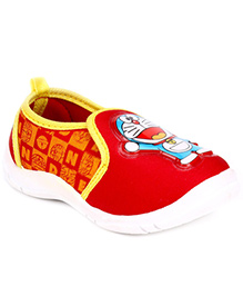 Fisher Price Doraemon Applique - Slip On Shoes