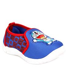 Fisher Price Doraemon Applique - Slip On Shoes