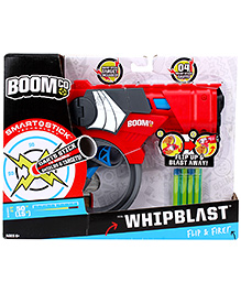Boomco Flip And Fire Whipblast - Red