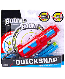 Boomco Quicksnap Smart Shot Blaster - Red
