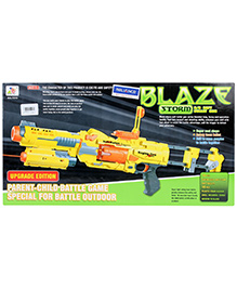Blaze Storm Battery Operated Soft Bullet Gun
