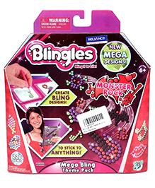 Blingles Mega Bling Theme Pack - Monster Rock