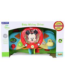 Winfun Baby Mickey Crib Driver - Multi Colour