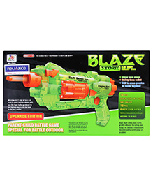 Blaze Storm 7025 Battery Operated Soft Bullet Gun