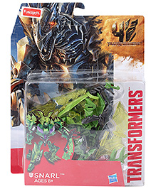 Transformers Funskool Snarl - Height 14 cm