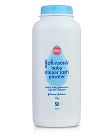 Johnson's baby Diaper Rash Powder - 200 grams