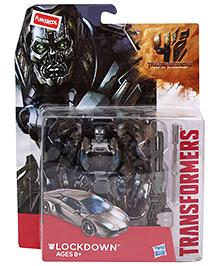 Transformers Lockdown Figure - Height 13.5 cm
