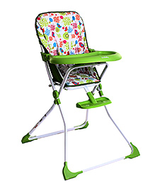 Sun Baby Deluxe High Chair - Green