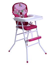 Sun Baby High Chair - Pink