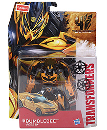 Transformers High Octane Bumblebee Action Figure - Height 14 cm