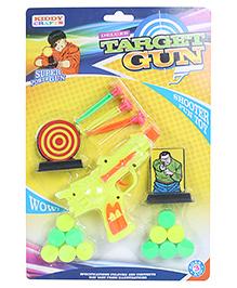 Venus Target Gun Shooter Fun Toy - Multi Colour