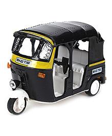 Fab N Funky Auto Rikshaw Model - Black