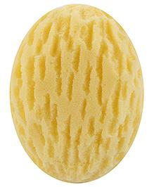 Fab N Funky Baby Bath Sponge - Yellow