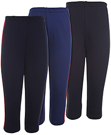Ollypop Full Length Track Pants - Set Of 3