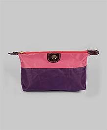Pink & Mauve Pouch