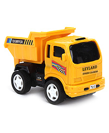 Speedage Leyland Dumper Truck Model - Yellow