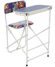 New Natraj Prestige Desk And Table Deluxe - Blue