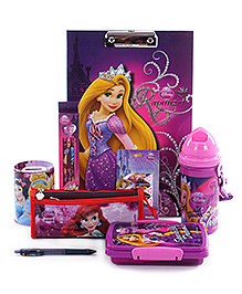 Disney Princess School Kit - Pack of 7