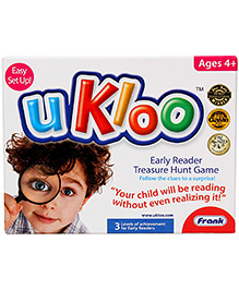 Frank Ukloo Treasure Hunt Game